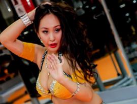 Арабские танцы в Алматы