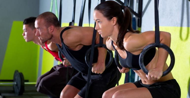 Фитнес в Алматы