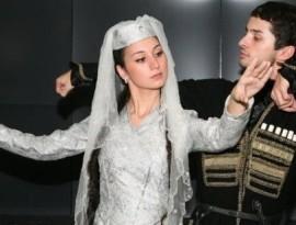 Лезгинка в Алматы