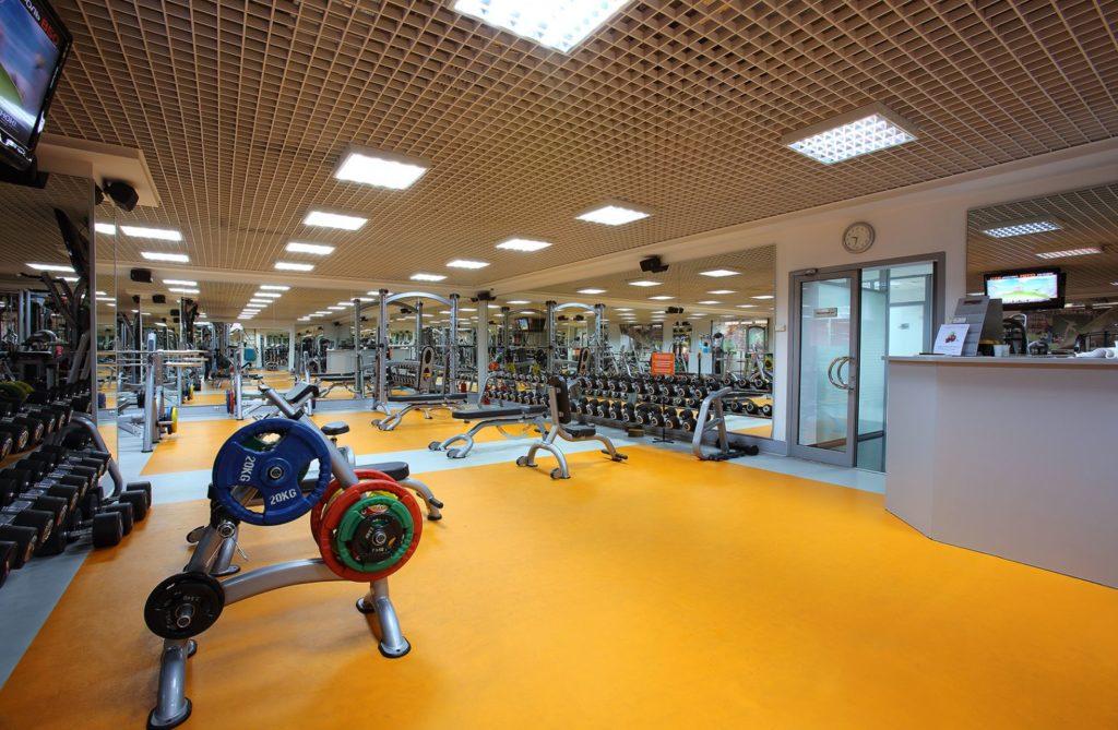 фитнес клубы алматы