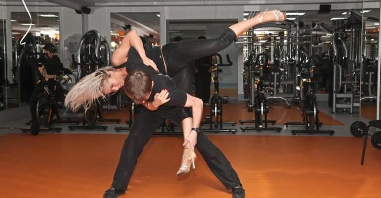 латинские танцы алматы